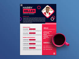It's very easy to customize and download. 20 Free Colorful Resume Templates With Professional Design Decolore Net