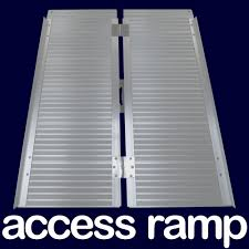 used wheel chair ramps. Wheelchair Ramps Portable Used Wheel Chair L