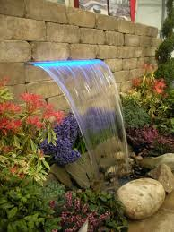 stylish lighted outdoor water fountains standing wall fountains outdoor talentneeds