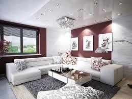 Purple Living Room Design Ideas Grey White Condo Decor Color ...