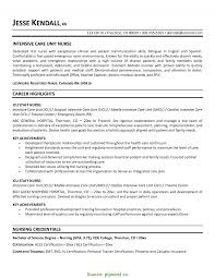 Best Assistant Nurse Manager Resume Objective Nurse Manager Resume