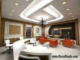 modern office ceiling. Home Office Ceiling Lights Lighting Ideas Led Modern False