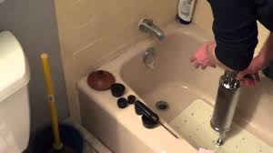 bathroom magnificent how to unclog your bathtub drain in 5 minutes you clogged from bathtub