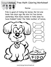 Kids : Free Math Worksheets For Toddlers Free Printable ...
