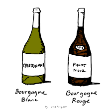 Light Burgundy Wine A Simple Guide To Burgundy Wine With Maps Wine Folly
