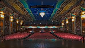 Seating Chart Paramount Theater Aurora Il Mission History Paramount Theatre