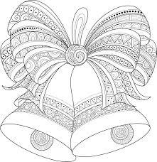 25 Bladeren Kerst Kleurplaten Voor Volwassenen Mandala Kleurplaat