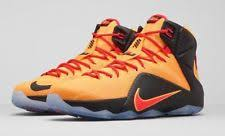 all lebron shoes 1 10. item 1 $200 new nike lebron james xii 12 witness cleveland laser orange shoes size 10 -$200 all