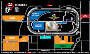 Indianapolis Motor Speedway Seating Chart Indianapolis In Usa Rolling Stones 2015 Show And Travel Info