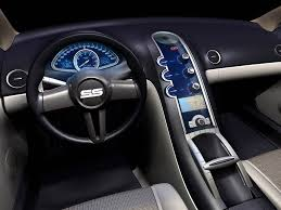 All Chevy chevy 2003 : 2003 Chevrolet SS Concept - Interior