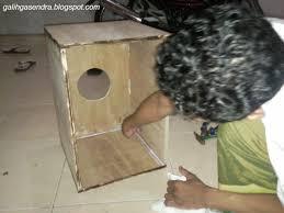 make cajon drum box