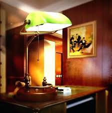 bankers desk lamp green green bankers desk lamp with best ideas on and for attractive residence