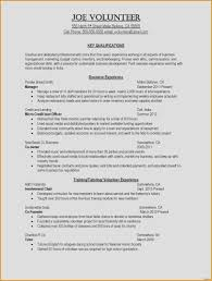 Resume Examples For The Hospitality Industry Elegant Gallery Sample