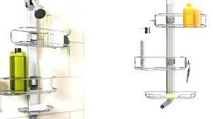 simplehuman tension shower caddy tension
