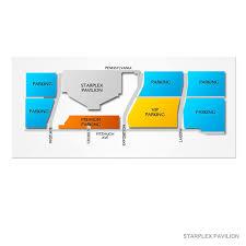 Starplex Pavilion Dallas Seating Chart The Lumineers Parking Dallas 5 16 2020 7 01 Pm Vivid Seats