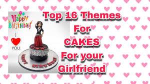 Birthday Cake For Girlfriend In Delhi Online Top 16 Cakes For