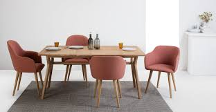 full size of chair excellent pink dining set chairs materials blush furniture appealing uk endearing design