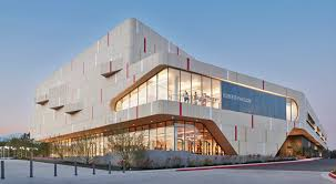 sustainable fitness center combines good looks and an eco friendly mantra in california