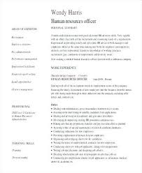 Personal Statement For Resume Examples Personal Personal Statement ...