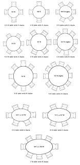 10 ft table seats how many 8 ft tables seating round table seating round dining tables