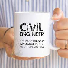gifts for civil engineers engineer mug engineer graduation gift ideas for engineering students funny engineering gifts retirement mu347 by artruss on