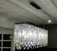 full size of clarissa crystal drop rectangular chandelier instructions cool design the lush nest with crystal