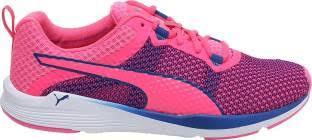 puma shoes pink and blue. puma pulse ignite xt wn s training \u0026 gym shoes pink and blue