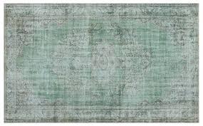 green overdyed rug green over dyed vintage rug x light green overdyed rug vintage overdyed green rug