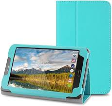 QIMAOO 8 Inch <b>Tablet Cover Case</b>, <b>PU</b> Leather Case 4G K4 Tablet ...