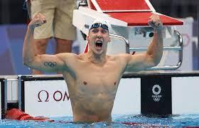 Gold Medal at Tokyo Olympics