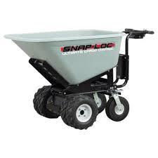 snap loc rubber wheelbarrows