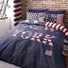 american flag duvet cover debenhams new york reversible duvet cover ideal for any usa stars stripes