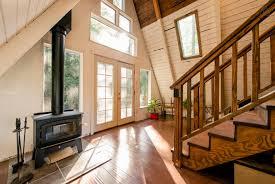 a frame house interior. enter a caption (optional) frame house interior r