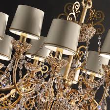 high end gold plated swarovski crystal pendant chandelier p 104922 masiero gold imperial12 2 jpg