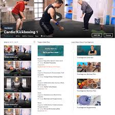 dailyburn video workouts