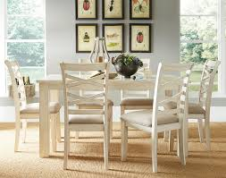 Redondo Vanilla Casual Dining Room Set By Standard Furniture - Casual dining room ideas