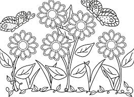 Small Picture Garden Coloring Pages Printable Corresponsablesco