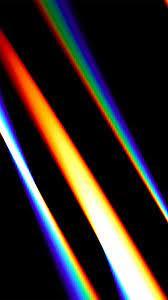 Dark Rainbow Color Background - Novocom.top