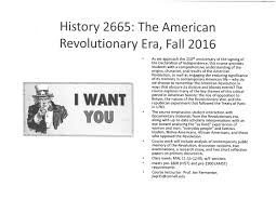 hist the american revolutionary era history cornell arts african americans and those who opposed the revolution course work will include analysis of contemporary public memory of the revolution