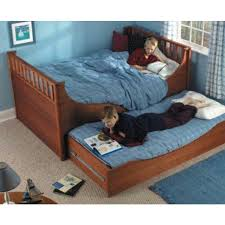 Woodworker s Journal Trundle Bed Plan