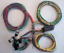 ez wiring harness 21 circuit ez wiring harness mini fuse chevy ford hotrods universal x long wires