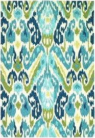 teal colored area rugs blue green area rugs hand woven green blue indoor outdoor area rug