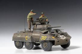 Light Armored Car M8 M8 Light Armored Car Greyhound Tamiya W Crew Set Legend