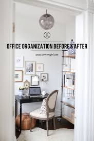 home office makeovers. Organizing A Home Office Before \u0026 After Makeovers