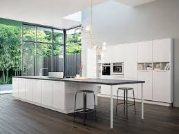 Moderne Kücheninsel MINIMAL Zecchinon