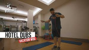double unders and sit ups hotel