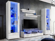 Living room wall furniture Tv Wall Systems Modern Living Room Set Cupboard Stand Gloss Tv Unit Cabinet Furniture Wall Shelf Ebay Furniture Wall Units Ebay