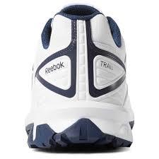 reebok men 39 s ridgerider 4 0 sneakers white