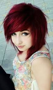 New Hair Style For Girls 15 cute emo hairstyles for girls 2018 emo hairstyles emo and 5482 by wearticles.com