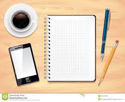 office desk surface. Wonderful Surface Notepad On Office Desk Top View For Office Desk Surface A